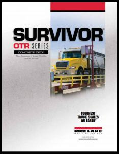 SURVIVOR-OTR-Literature